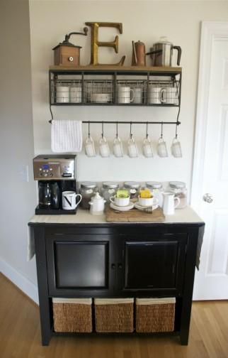 luxury-kitchen-coffee-bar