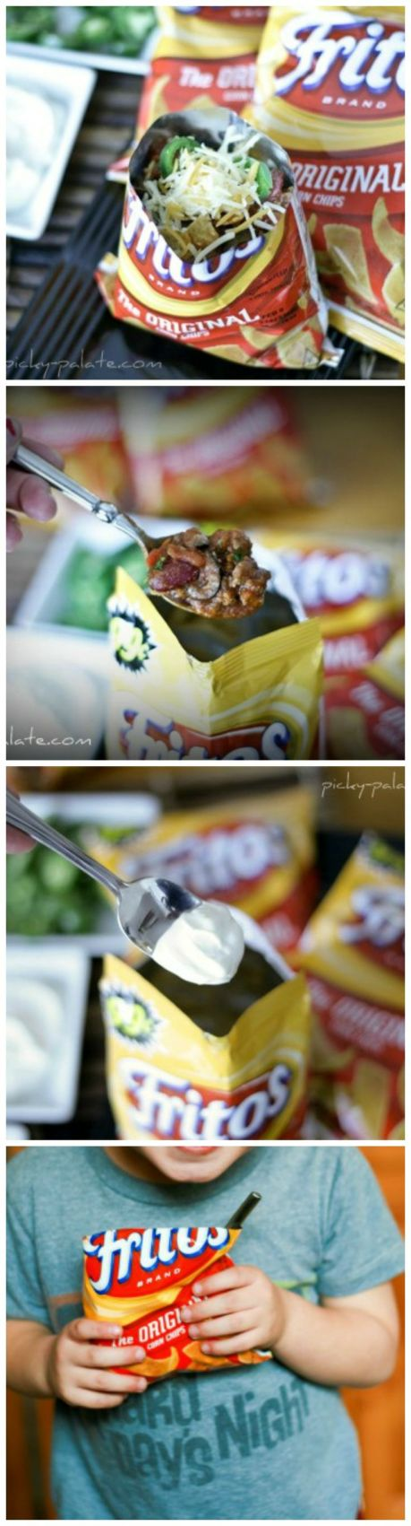 Make your own taco holders!