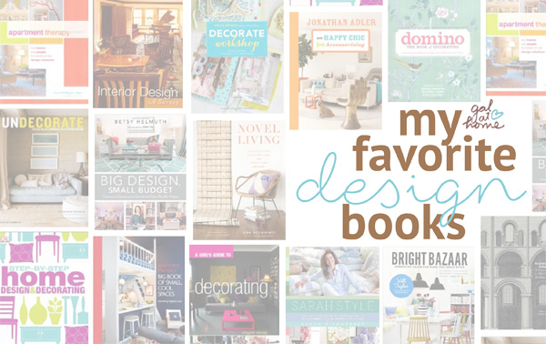 best favorite design books collection