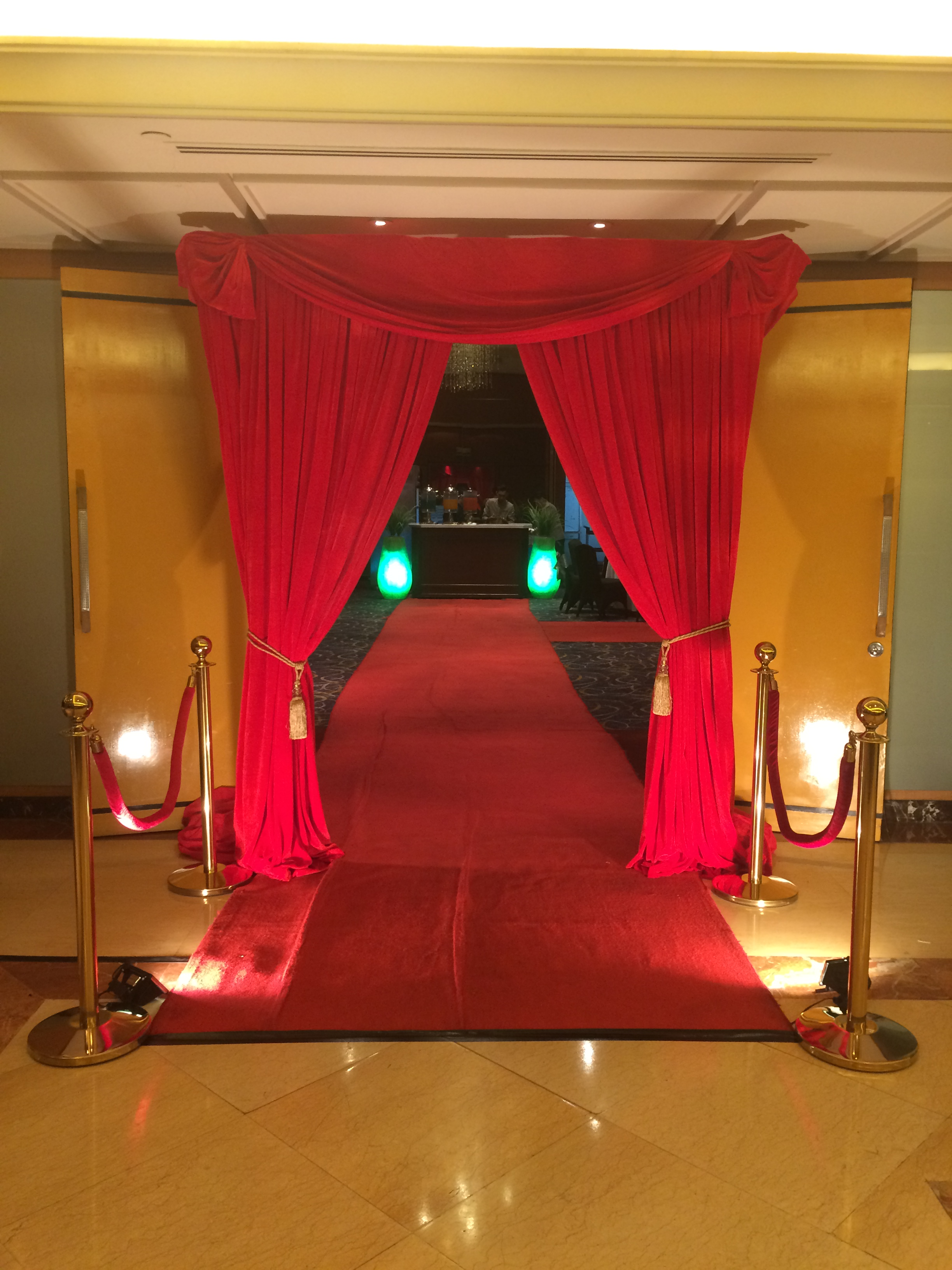 Event Styling Glamour Themed 18th Birthday Party Gal At