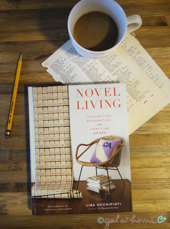 novel living by lisa occhipinti