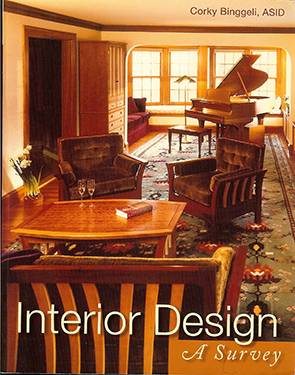 interior design a survey by corky bingelli ASID