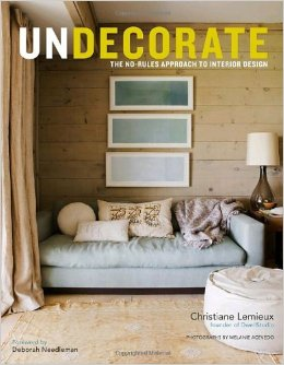 Undecorate By Christiane Lemieux From Amazon