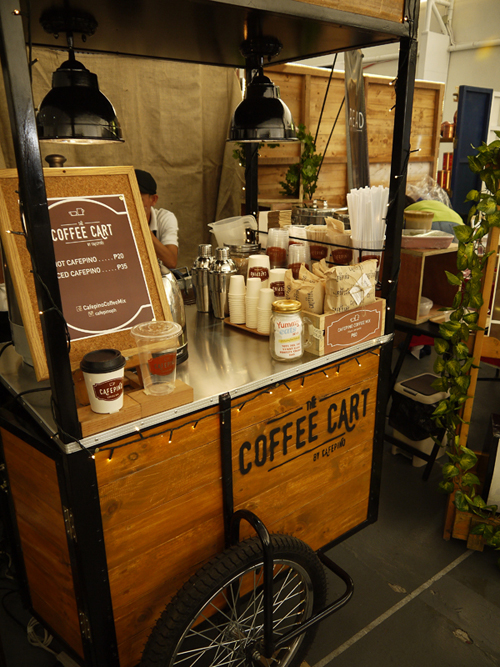 Yummy Eats 2015 The Coffee Cart by Cafepino