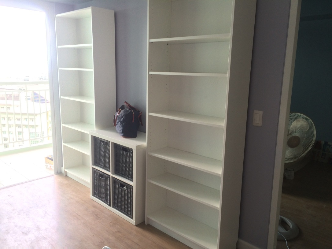 billy bookcase kallax shelf ikea furniture