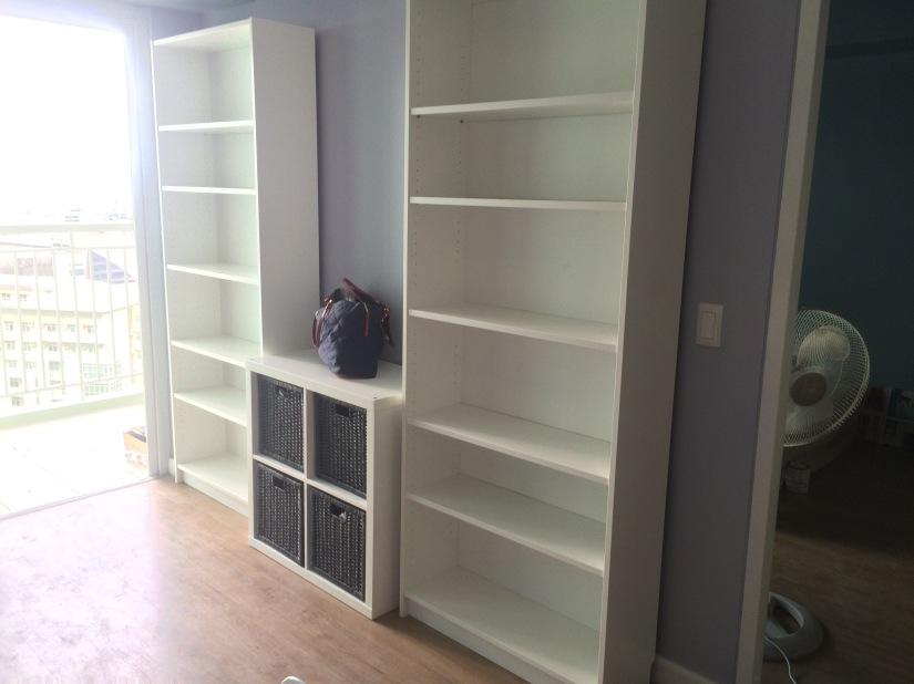 billy bookcase kallax shelf ikea furniture