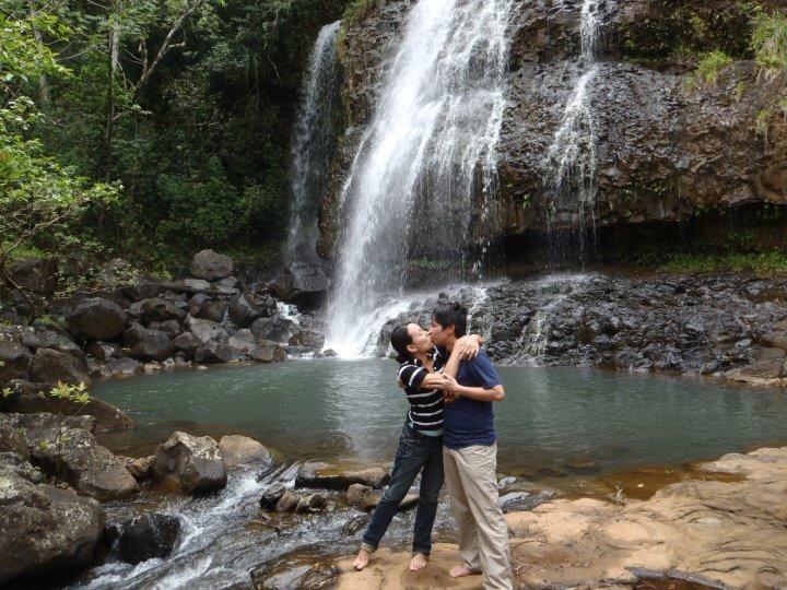 honeymoon, wedding, Hawaii, Kauai, Big Island, Oahu