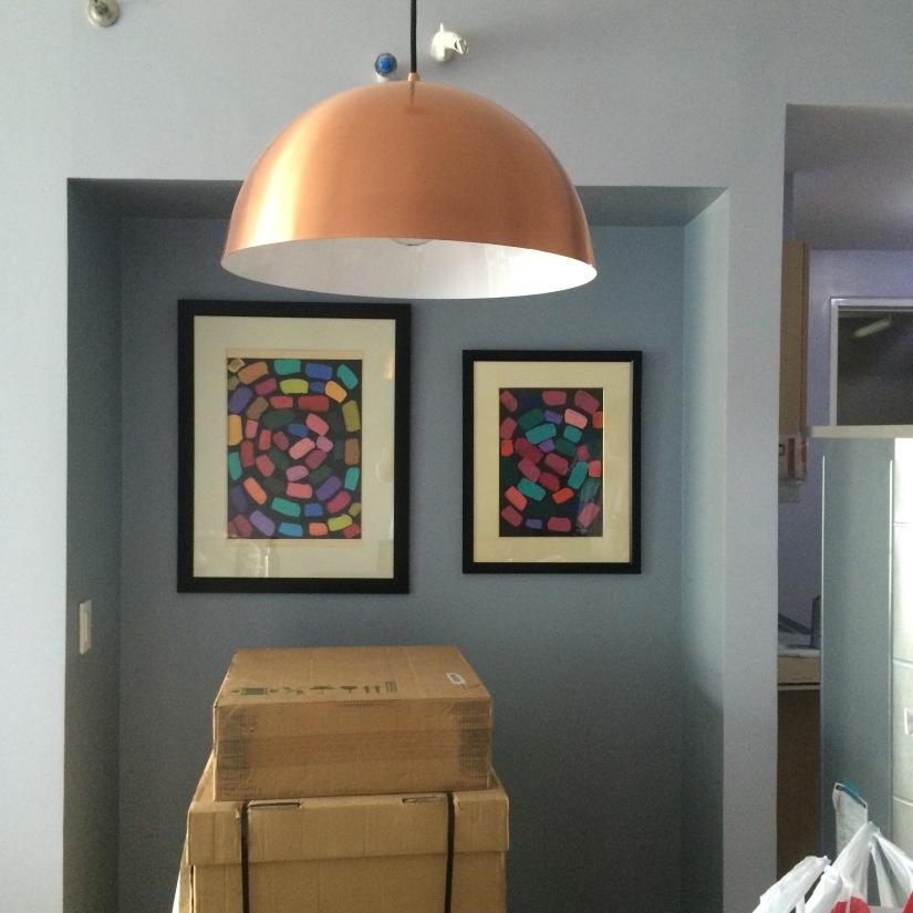 renovation, condo, interior design, art