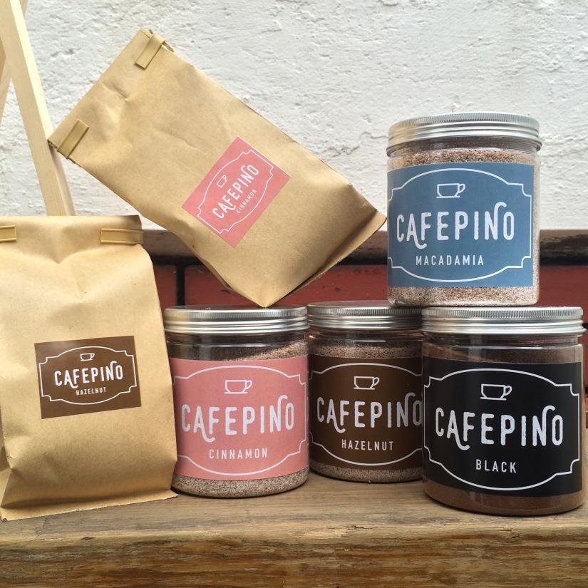 coffee, coffee mix, Cafepino, flavored coffee