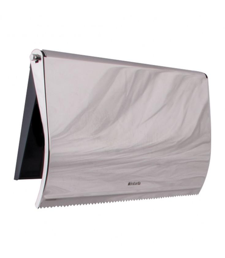 kitchen-roll-holder-wall-mounted-brillant-steel