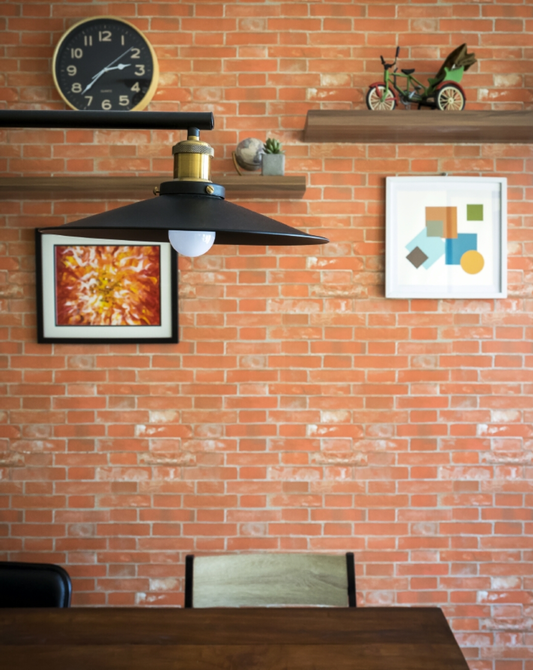 brick wallpaper, brick wall, wallpaper, wall covering