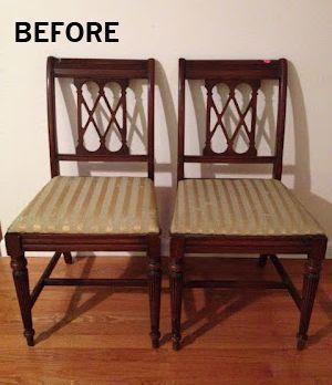 FurnitureMakeovers-DiningChairBEFORE