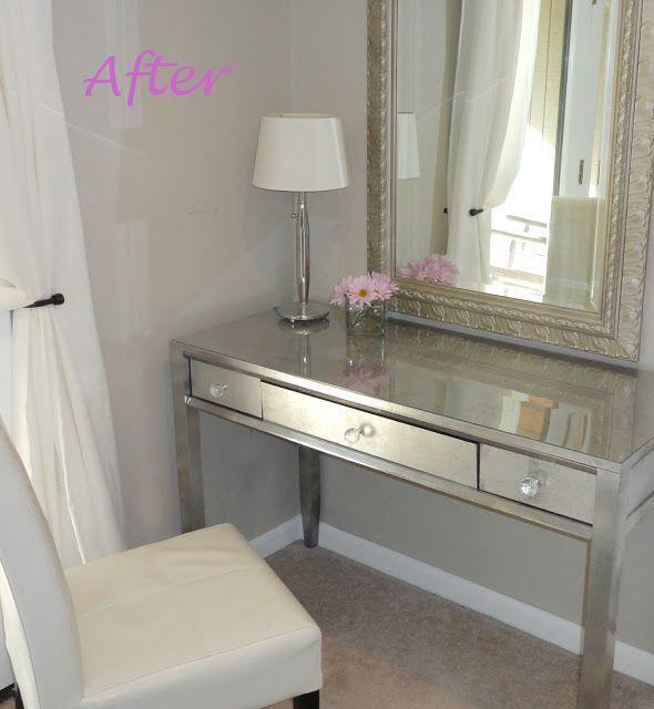 FurnitureMakeovers-SilverLeafVanityAFTER