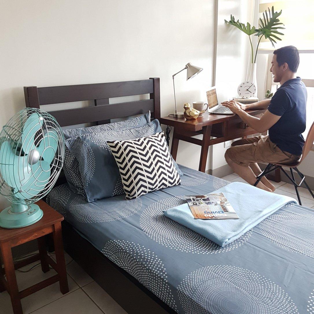 Studio type condo interior design decor tips quezon city